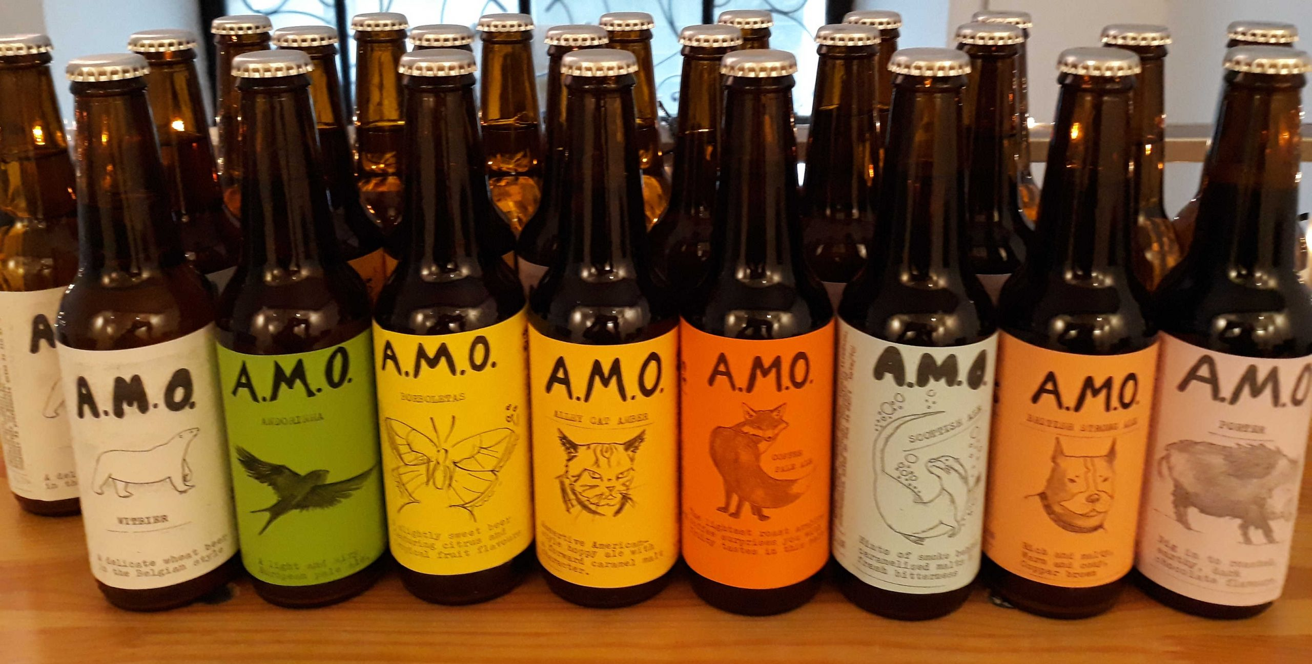 A.M.O. Brewery